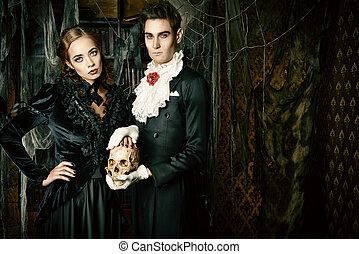 couple, terrible