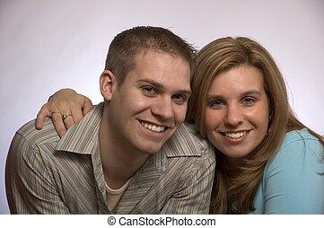 couple2, 年轻