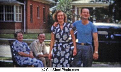 couples, 1953:, marche, classe, fonctionnement