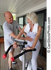 couples aînés, élaboration