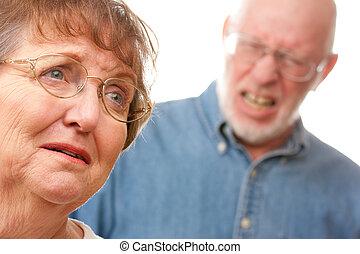 couples aînés, argument