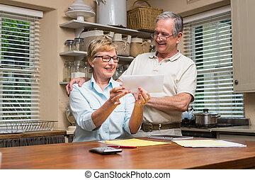 couples aînés