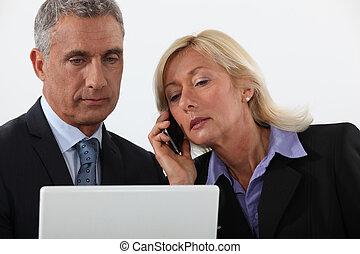 couples aînés, business