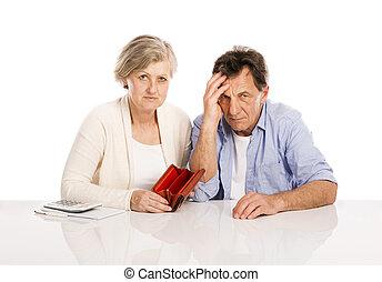 couples aînés, failli
