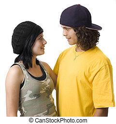 couples adolescence