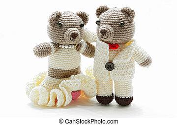 couples bears
