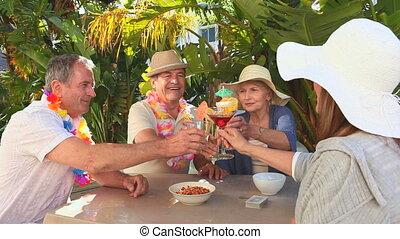 couples, célébrer, mûrir
