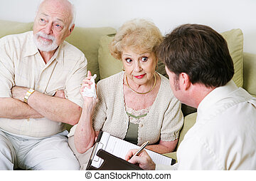 Couples Counseling - Seniors