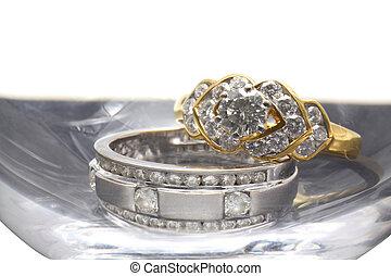 Diamond Luxury Wedding Ring