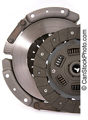 Coupling - Spare parts of motor vehicle forming clutch plate...