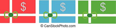 coupon icon on white background