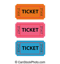 Coupon Illustration - Vector illustration of a coupon...
