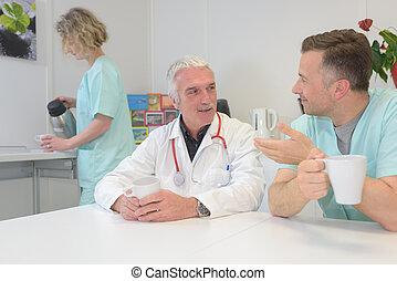 coupure, avoir, médecins