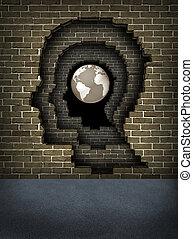coupure, murs, par, reussite
