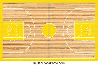 cour basket-ball