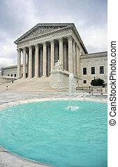 cour suprême, bâtiment.