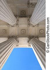cour suprême, détail