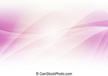 courbé, arrière-plan violet, résumé