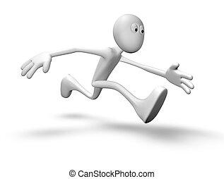 Illustrations de sprint 14 620 images clip art et illustrations libres de droits de sprint - Coureur dessin ...