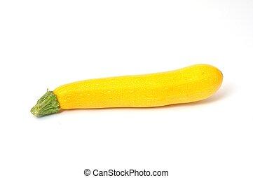 courgettes, amarillo