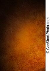 couro, closeup, fundo, textura