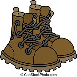 couro, laço, sapatos