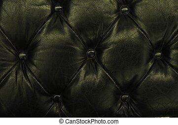couro, luxo, textura, mobília