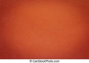 couro, marrom, textura, fundo