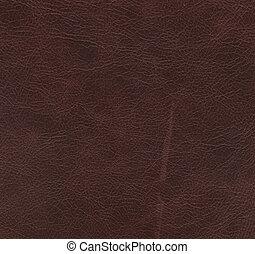 couro, marrom, vermelho, textura
