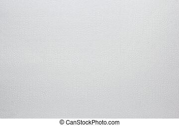 couro, padrão, branca, papel, fundo