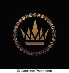 couronne, bracelet