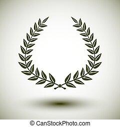 couronne laurier