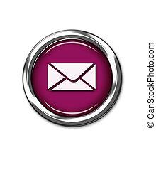 courrier, button.