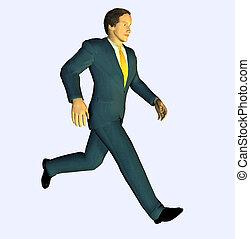 course homme affaires