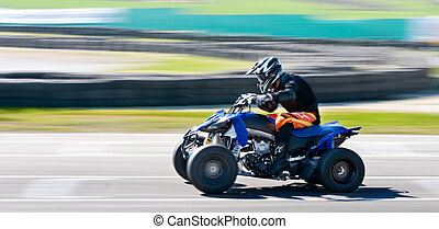 course,  Motocross