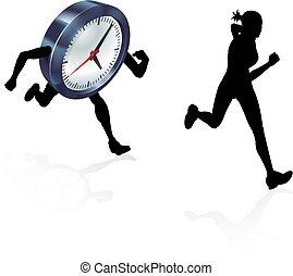 course temps