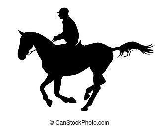 courses chevaux