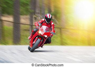 courses, moto