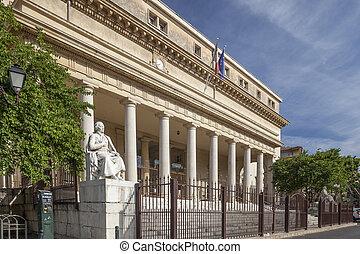 Court of appeal in Aix en Provence