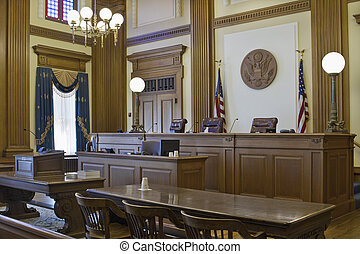 Court of Appeals Courtroom 2 - Court of Appeals Courtroom in...