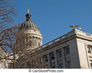 Courthouse Dome