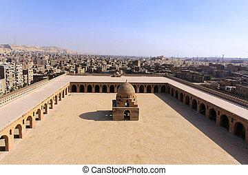 Courtyard Ibn Tulun