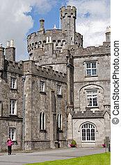 Courtyard of Kilkenny Castle