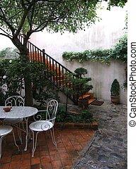 Courtyard Paris
