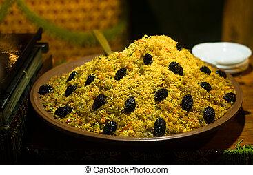 couscous , απρόσμενη τύχη , αόρ. του dry