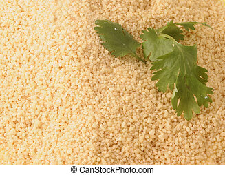 couscous - whole grain uncooked couscous