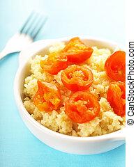 couscous        - couscous