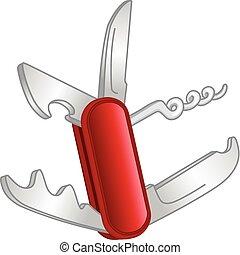 couteau poche