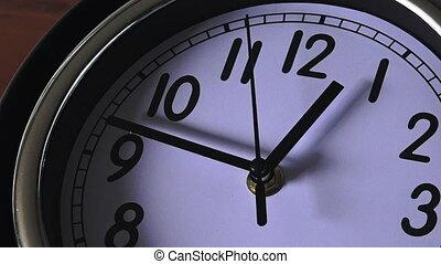 coutil, avants, horloge