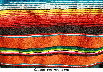 couverture, mexicain